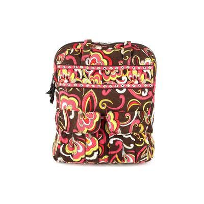 Vera Bradley - Vera Bradley Shoulder Bag: Brown Floral Bags
