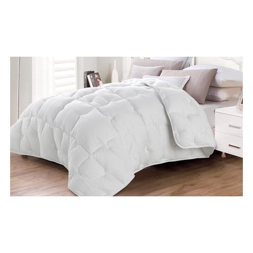 Bettdecke: 200 x 200 cm