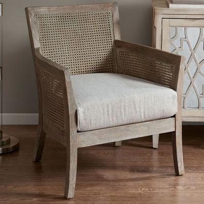 Diedra Accent Chair Natural , Natural