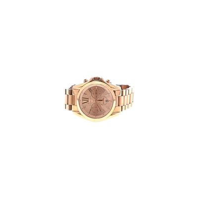 Michael Kors Watch: Gold Solid Accessories