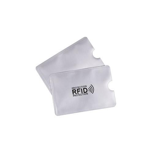 RFID-Schutzhülle für Kreditkarten: 6er-Pack