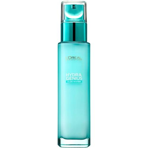 L'Oréal Paris Hydra Genius Aloe Aqua Feuchtigkeitsfluid Sensible Haut Gesichtsfluid 70 ml