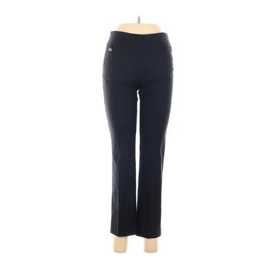 Lisette-L Casual Pants - Mid/Reg Rise: Blue Bottoms - Size 8