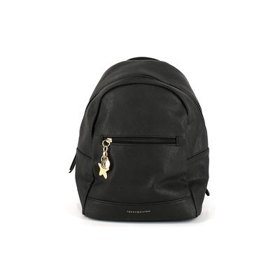 Tommy Hilfiger Backpack: Black Solid Accessories