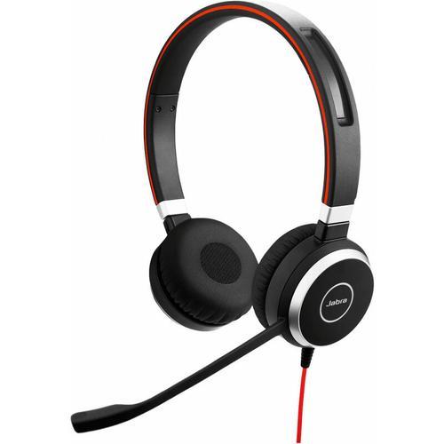 Jabra Evolve 40 MS Stereo Headset On Ear USB-C (6399-823-189) - Jabra Gn