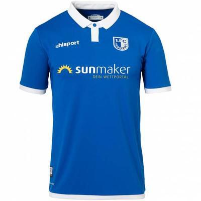 1. FC Magdeburg Uhlsport Herren Heim Trikot 1003385011130