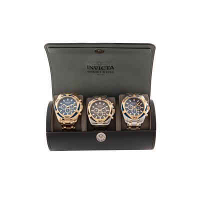 3-IN-1 Bundle - Invicta Bolt 50mm Watches - (B-3WATCH-DAD2)