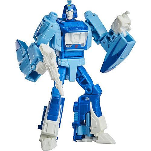 Transformers Spielzeug Studio Series 86-03 Deluxe-Klasse Transformers: Der Kampf um Cybertron 1986 Blurr Action-Figur – Ab 8 Jahren, 11 cm