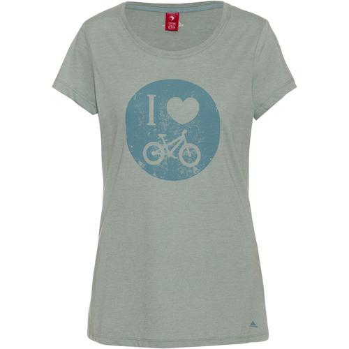 moorhead T-Shirt Damen in abyss, Größe 46