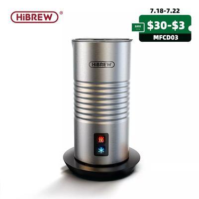 HiBREW – mousseur à lait, froid/...
