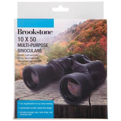 Brookstone 10x50 Multi Purpose Binoculars