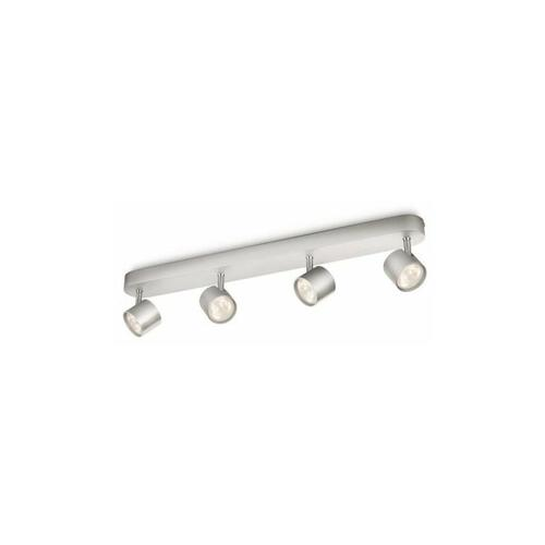 Dimmbare LED Star Viererspot - Philips