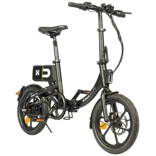 Klapprad E-Bike Bumbee I Ebike, Fahrrad, Elektrofahrrad I - Home Deluxe