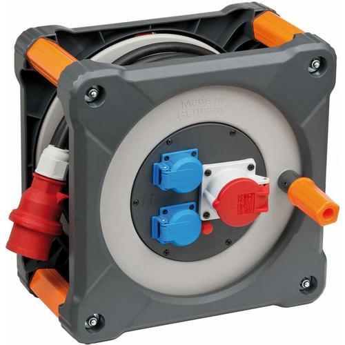 FP - Kabeltrommel CEE 1 IP44 30m H07RN-F 5G2,5   professionalLINE
