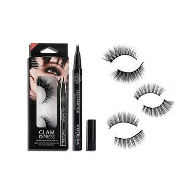Lash and Eyeliner Kit: Miami/One