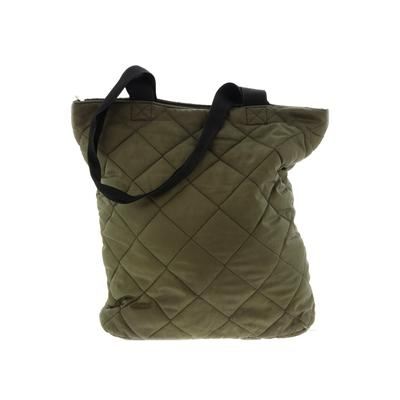 Tote Bag: Green Solid Bags