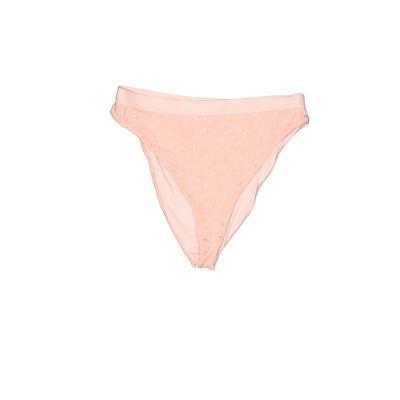 Dippin Daisy's Swimwear Swimsuit Bottoms: Pink Swimwear - Size Medium