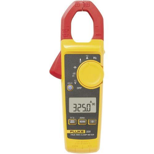 Fluke 325 Stromzange, Hand-Multimeter digital CAT III 600 V, CAT IV 300V Anzeige (Counts): 4000