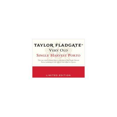 Taylor Fladgate Very Old Single Harvest Port in Gift Box 1970 Dessert Wine - Portugal