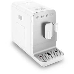 Smeg Kaffeevollautomat BCC02WHMEU, Herausnehmbare Brüheinheit weiß Kaffee Espresso SOFORT LIEFERBARE Haushaltsgeräte