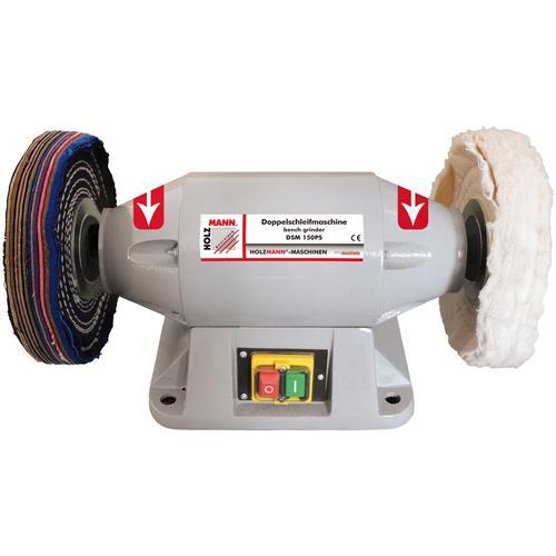 Holzmann Poliermaschine DSM150PS, inkl. 2 Polierscheiben grau Poliermaschinen Autozubehör Reifen