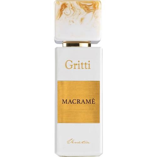 Gritti Macramé Eau de Parfum (EdP) 100 ml Parfüm