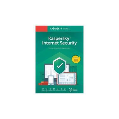 Antivirus Kaspersky Internet Security 2021 : 3 appareils / 1 an