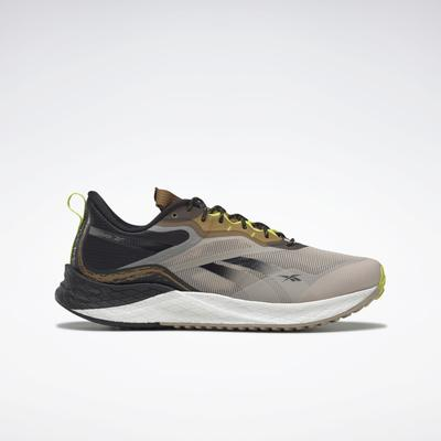 Reebok Men's Floatride Energy 3 Adventure Shoes in Stucco/Black/Sepia Size 8 - Running Shoes