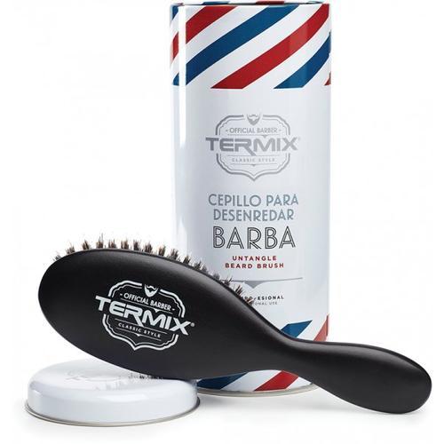 Termix Bart-Entwirrungsbürste schwarz Bartbürste
