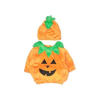 Costume: Orange Solid Accessories – Size 0-3 Month
