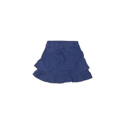 St Bernard Skirt: Blue Polka Dots Skirts & Dresses - Size 7