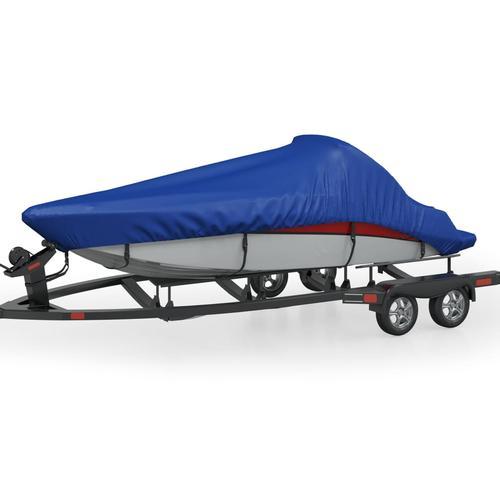 vidaXL Bootsplane Blau 530x279 cm