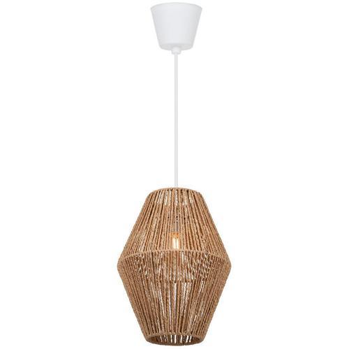Lampe Sabar Geflochtenes Papier Natürlich - Natürlich - Sklum