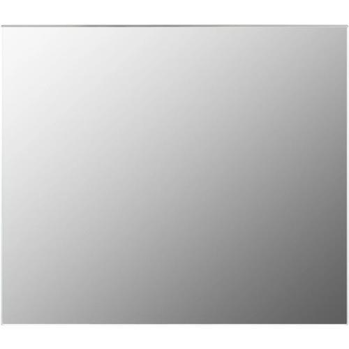 Rahmenloser Spiegel 70x50 cm Glas - Youthup