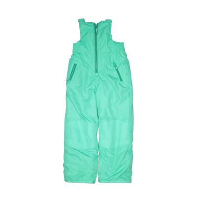 C9 By Champion Snow Pants With Bib: Green Sporting & Activewear - Size 6