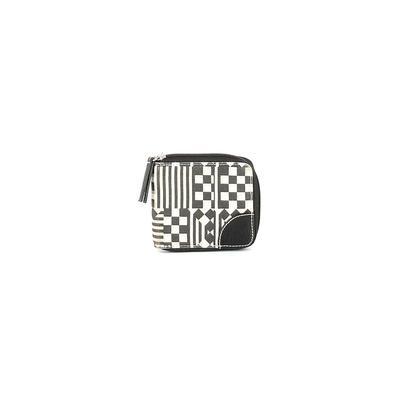 Unbranded - Wallet: Black Color Block Bags