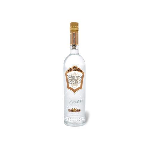White Gold Premium Russischer Vodka 40% Vol