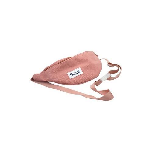 Bioré Pflege Gesichtspflege Hip Bag Set 2 x Mitesser Strips + Bauchtasche 1 Stk.