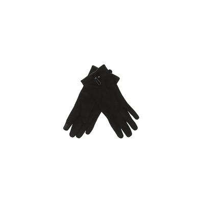 Look Gloves: Black Solid Accesso...