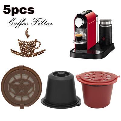 Capsules de café réutilisables d...