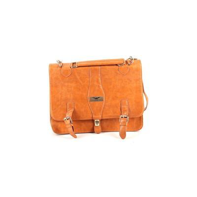 LS Fashion - LS Fashion Messenger: Tan Solid Bags