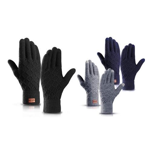 Unisex-Touchscreen-Handschuhe: Navy / 1