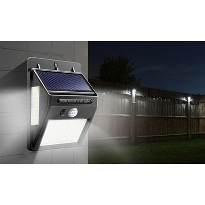 Détecteur de mouvements LED : 100 LEDs / x 2