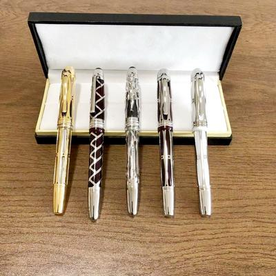 Stylos à Gel MB, fournitures de bureau, stylo à bille coréen, papeterie