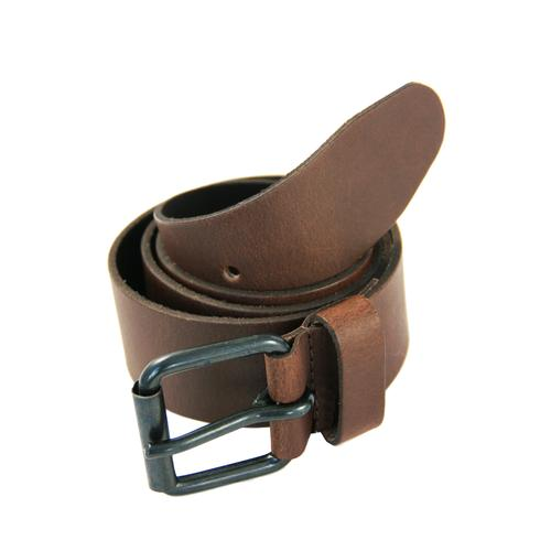 Petrol Industries Ledergürtel, mit hochwertiger Dornschließe braun Damen Ledergürtel Gürtel Accessoires