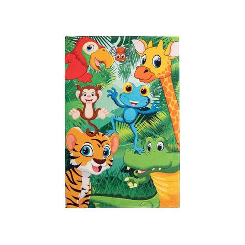 Obsession Kinderteppich My Juno (160 x 230 cm, Motiv Dschungel)
