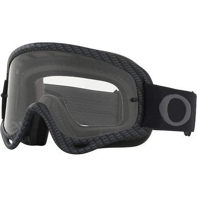Oakley O-Frame MX Bike Goggles Carbon Fiber/Clear