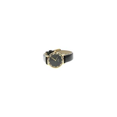 Kate Spade New York Watch: Black Solid Accessories