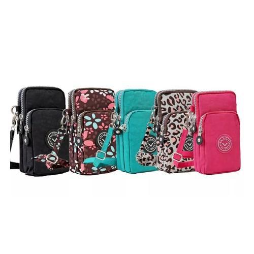 Smartphone-Tasche: Blumen/1