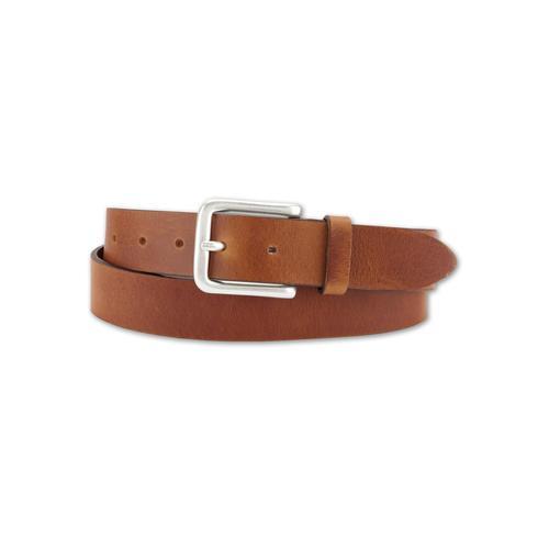 BERND GÖTZ Ledergürtel, für markante, männliche Mode braun Damen Ledergürtel Gürtel Accessoires
